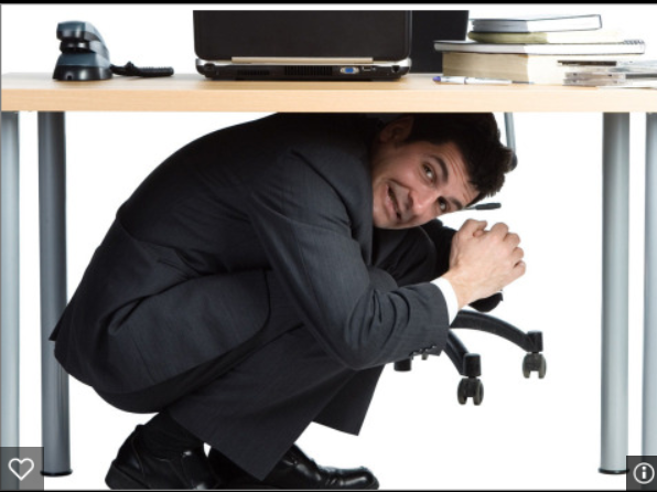 be vulnerable at work