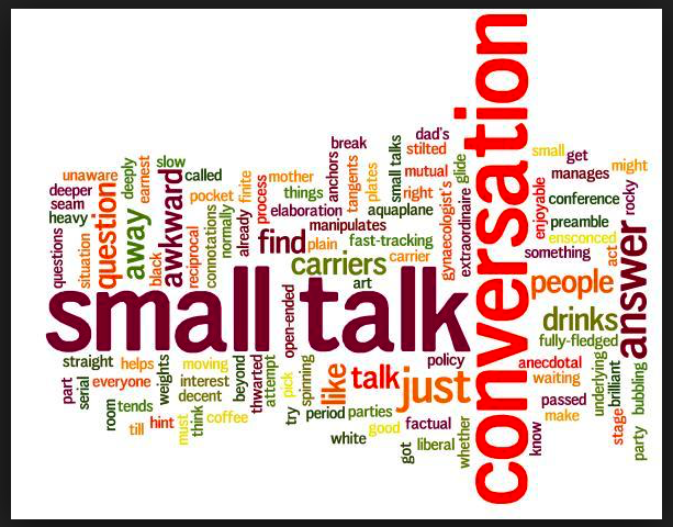 Small Talk and Innovation